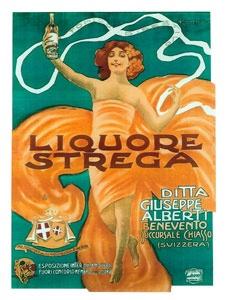 Liquore Strega poster