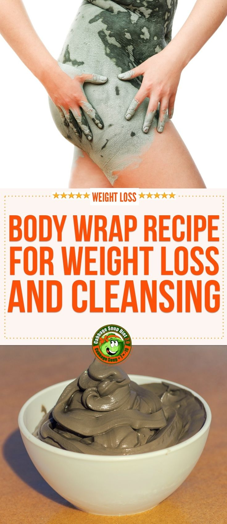 body wrap recipe for weight loss and cleansing - what to expect
