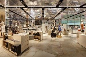 Harvey Nichols New Concept Store Chooses Reggiani Lighting