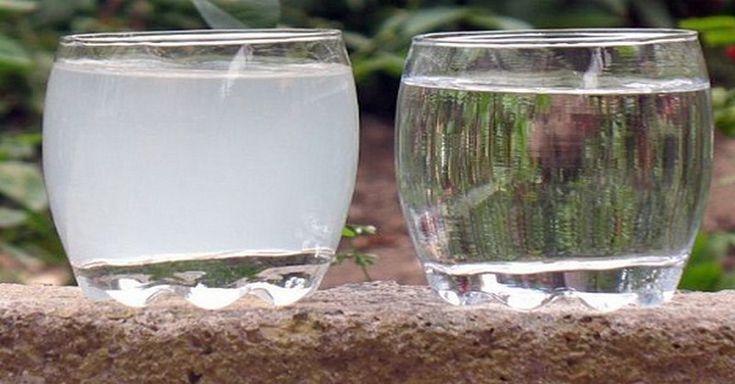 Čo je najväčší problém chlórovanej vody a ako ho z nej odstrániť