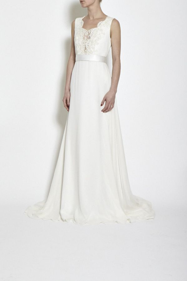 Wedding dress from Zetterberg Couture