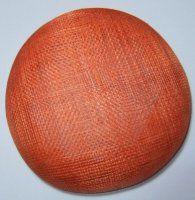 High Round Base - Bright Orange