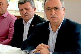 Anayasa komisyonu Başkan vekili Petek