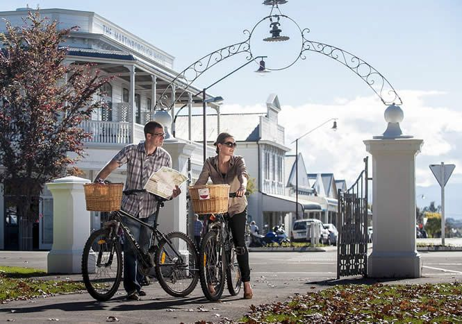 Cycle the Vines in Martinborough - Tourism information from Destination Wairarapa