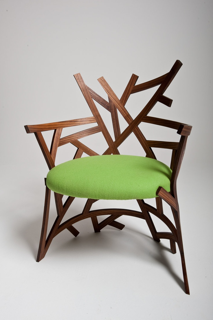 Tree Chair by TouchWoodIreland on Etsy,