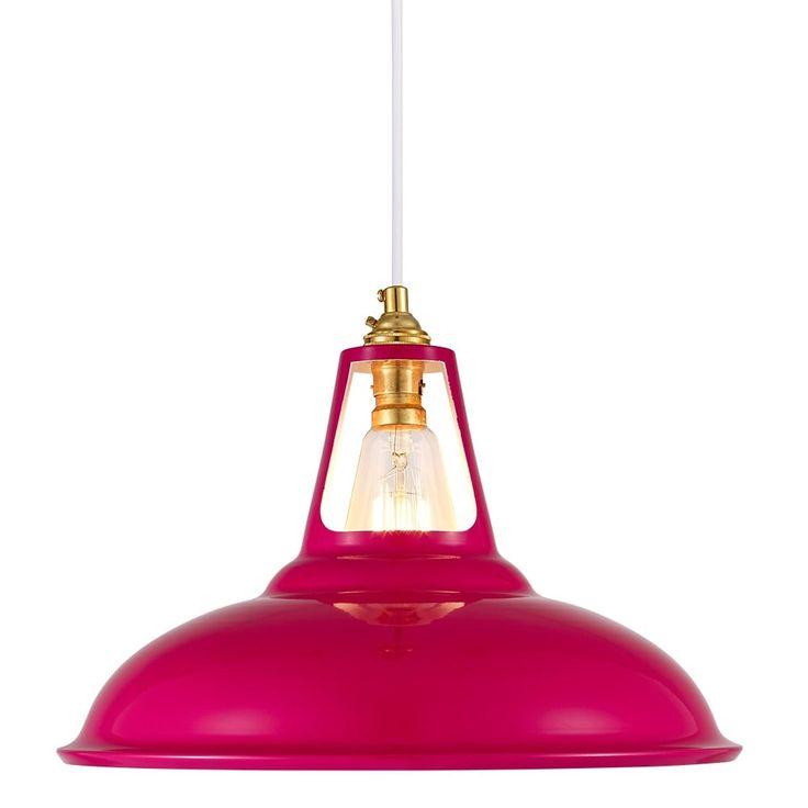 Lámpara Colgante Dulwich Cult Living Industrial Caliente Rosa | Cult ES