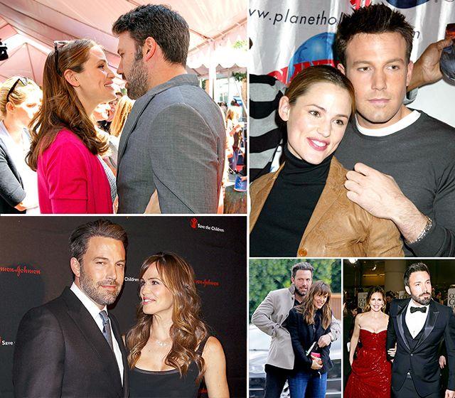 Ben Affleck and Jennifer Garner's Love Story