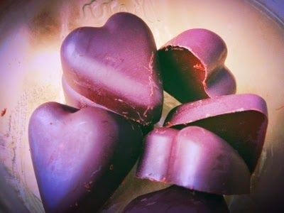 Carob Turmeric Hearts   Heal Me In The Kitchen