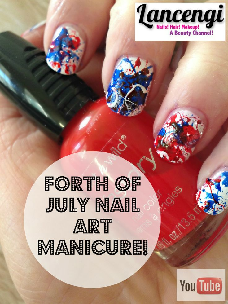 95 best short nail art images on pinterest nail scissors nail forth of july nail art manicure 4thofjuly forthofjuly nailart 4th 3 easy nail short nails 2014short nails prinsesfo Image collections