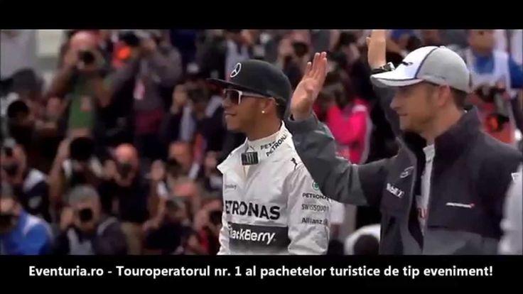 Bilete la toate cursele de Formula 1!