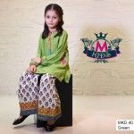 Maria B Ready to wear Eid Collection 2014 for Kids and Girls
