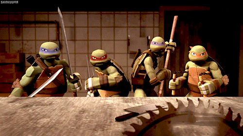 I Love This Part Of This TMNT Episode
