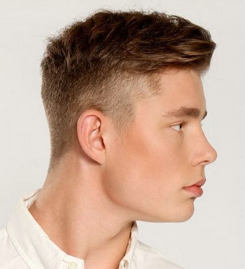 Shaved Sides Hairstyles Men In 2019 Mens Hairstyles Thin