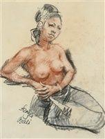 Roland Strasser (Austrian, 1895 - 1974) - Bali
