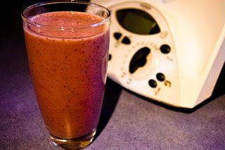 Paleomix Thermomix : Breafast Fruit Smoothie.