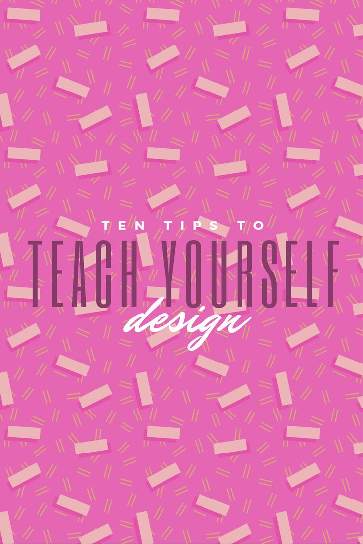 10 Tips to Teach Yourself Design & Boost Your Design Skills. It takes time, patience and determination to become a really good designer. But once you have acquired the skills they will stay with you permanently. Secondly, the idea here is to improve your skills with practice and develop good design aesthetic skills over time. Lastly, remember skills can be developed with practice.