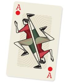 Jogar cartas é um exercício excelente para a mente! Leia no artigo do nosso blog http://blog.jogatina.com/2012/06/ciencia-prova-que-jogos-online-treinam.html