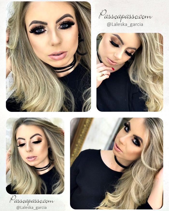 Maquiagem clean Glamourosa com Laleska Garcia