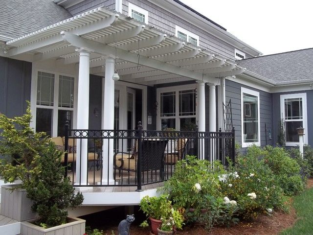 16 best images about pergolas by archadeck of raleigh for Porch durham