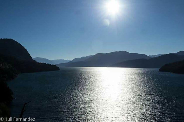 Lago Lacar. Neuquen. Patagonia. Argentina