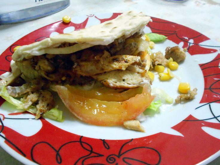 Tortillas di Pollo