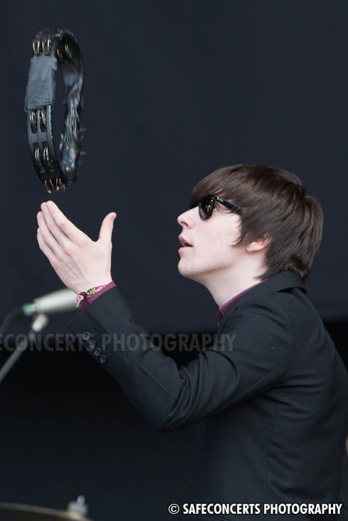 The Strypes @ Glastonbury Festival 2015  - click for next image