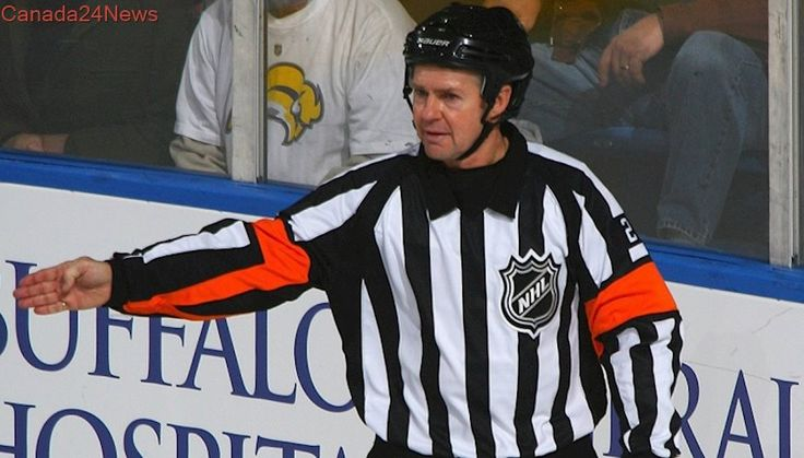 Former NHL referee Kerry Fraser, 65, has incurable cancer