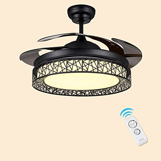 new house lighting. YOUSHAN Stealth Deckenventilator Restaurant Schlafzimmer LED Wohnzimmer Ventilator Light Einfache Moderne Home Elektrische House LightingLed New Lighting