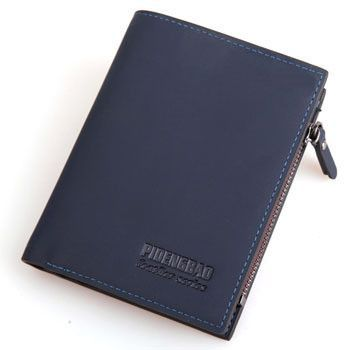 Fashion Brand Luxury Mens Wallets Designer PU Nubuck Leather Men Purse Short Style with Coins Bag