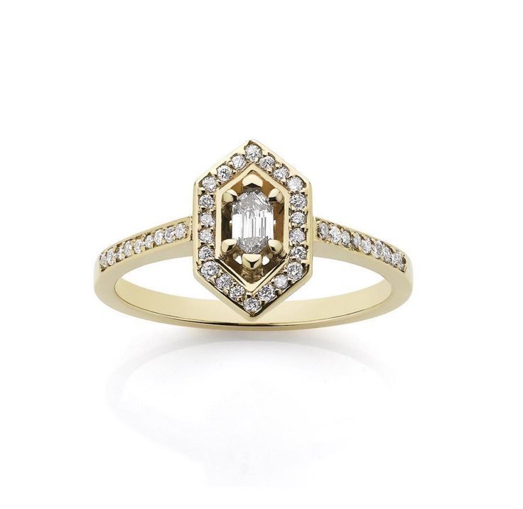 Sacred engagement ring www.meadowlarkjewellery.com