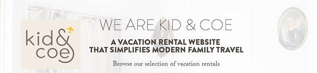 DE LUNARES Y NARANJAS: Miércoles de arquitectura: Kid and Coe, casas de vacaciones para alquilar con niños