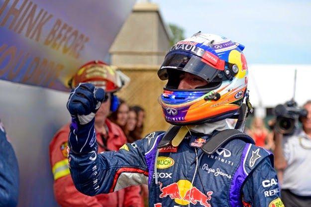Blog Esportivo do Suíço: Ricciardo vence pela 2ª vez no ano e Hamilton supera Rosberg na Hungria; Massa é 5º