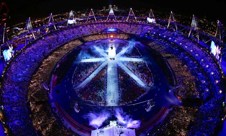 2012 London Olympic Ceremony