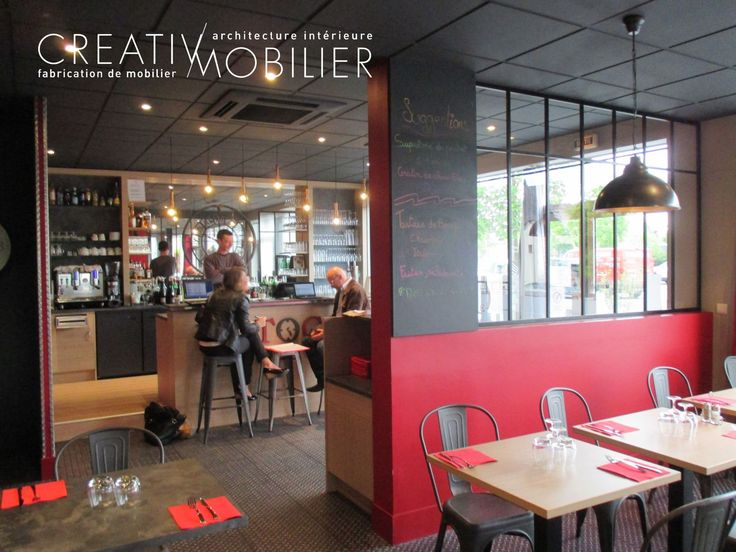 #Angers #restaurant #agencement #mobilier #décoration #architecture #madeinfrance