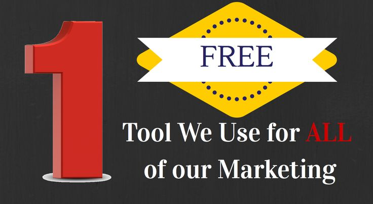 Graphics tools for marketing in business