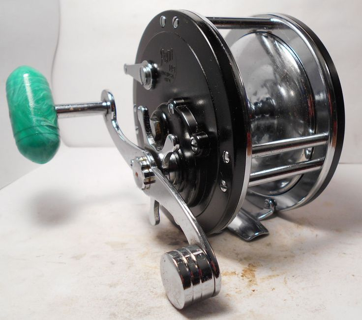 58 best images about vintage penn fishing reels on