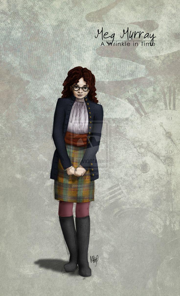 Meg - A Wrinkle in Time by megathy.deviantart.com on @deviantART