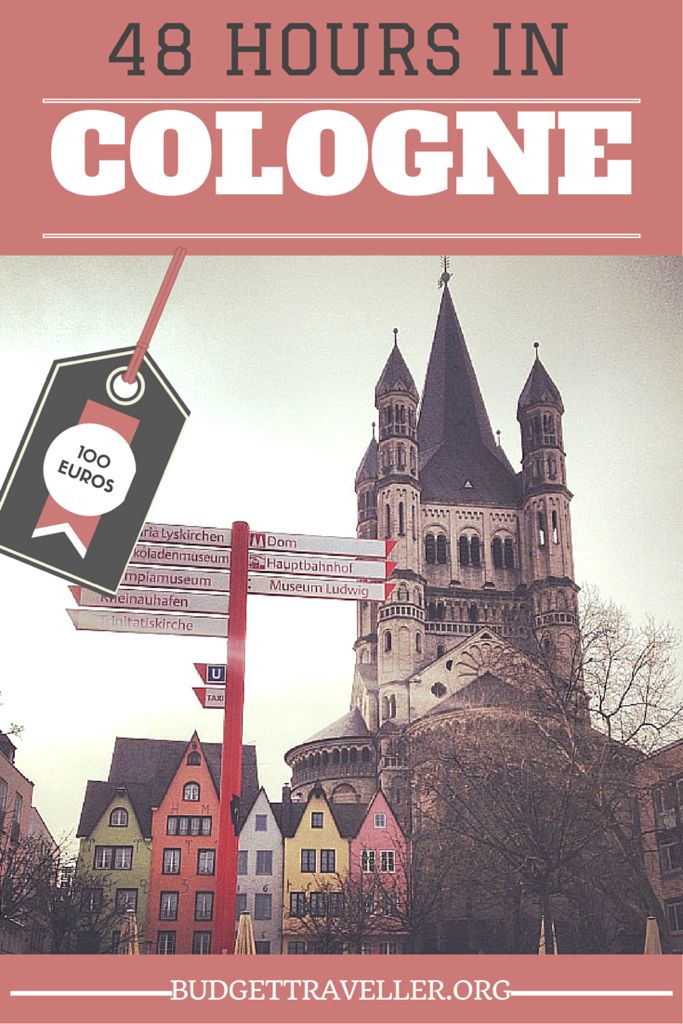 Follow the Budgettraveller's adventures as he spends 48 hours in Cologne on a 100 Euro budget. Visit Kolner Dom- the fourth biggest cathedral in the world and admire its majestic spires. Why not walk along the Rhine in the Koln Altstadt and watch the boats sail by? Perhaps enjoy an evening of art at the Museum Ludwig or visit a perfumery... drink a few Kölsch beers or indulge at the Schokoladenmuseum. Find out about the hidden gem of the small town of Kaub and experience the romance of the…