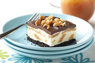 OREO Frozen Peanut Butter Dessert recipe
