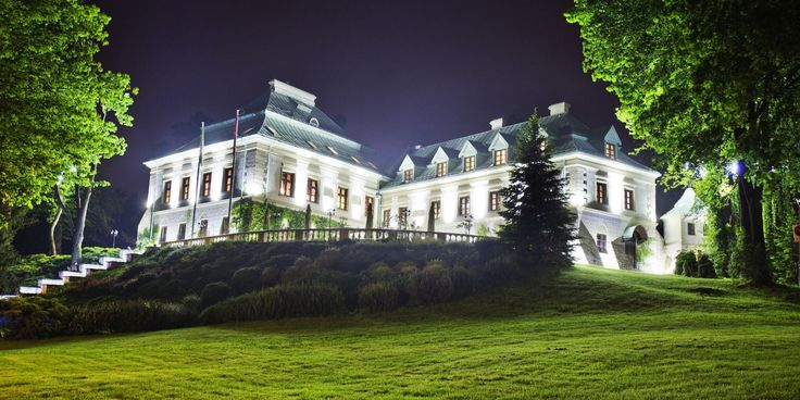 Manor hous Chlewiska
