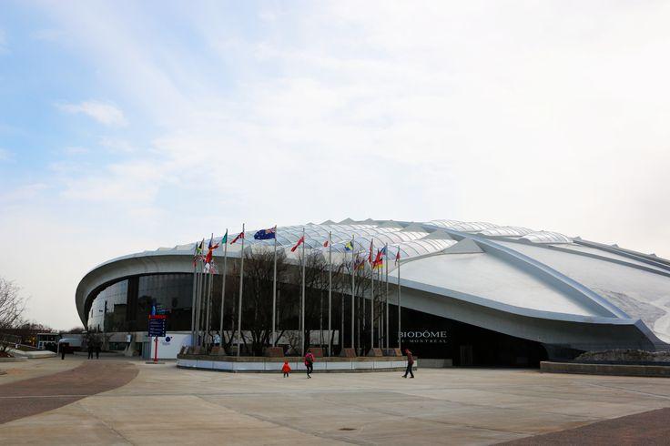 #Olympic Stadium #Montreal #Canada