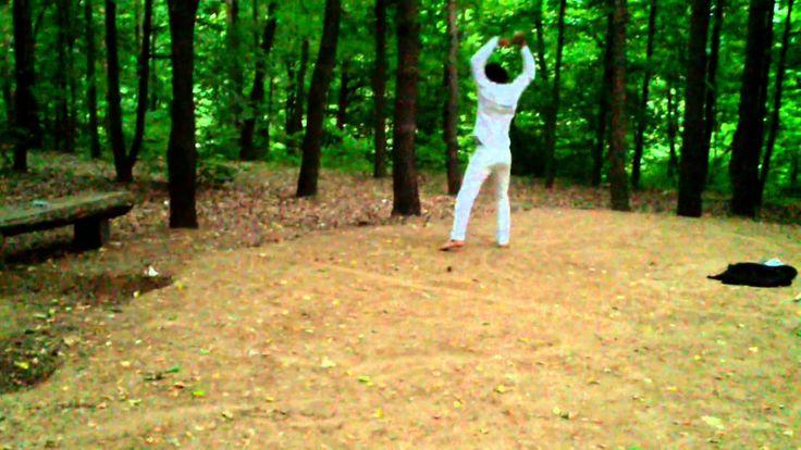 Adam Michal - Martial Arts 22/06/2015 - Forests Troja Prague
