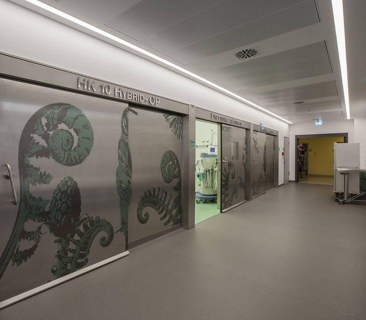 Hybrid OP Universitäts-Herzzentrum bad Krozingen - hatec Gesellschaft für Lichttechnik mbH