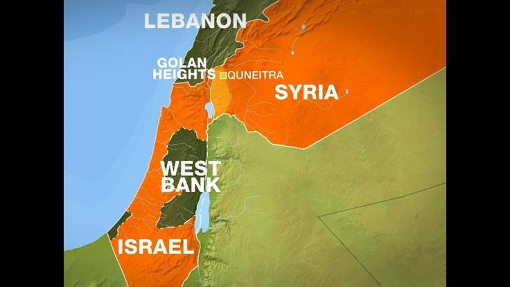 Syria Crisis: Syrian Army claims Israel attacks again its positions in G...