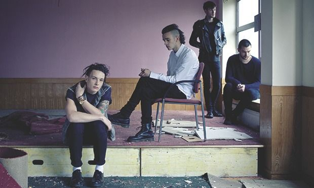 They supported the Stones and had a No 1 album – sowhy is the 1975 singer MattHealy so anxious? ByMichael Hann