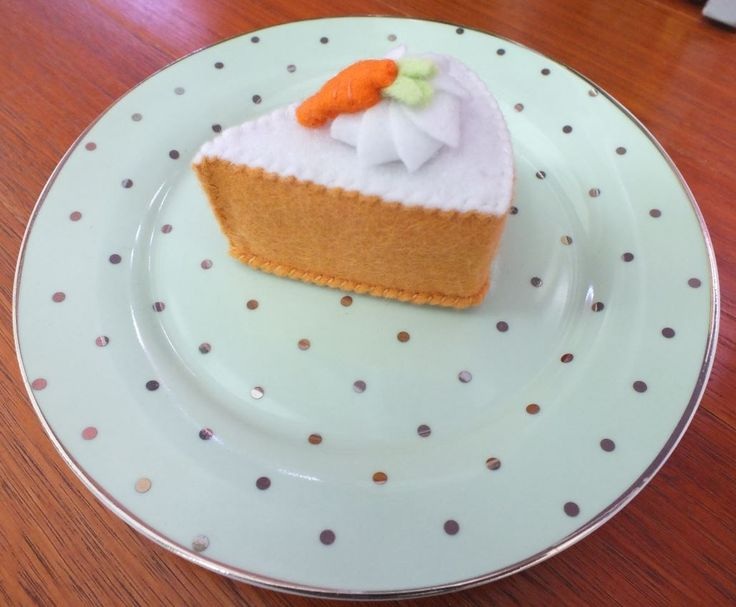 I can't go past a slice of good carrot cake!