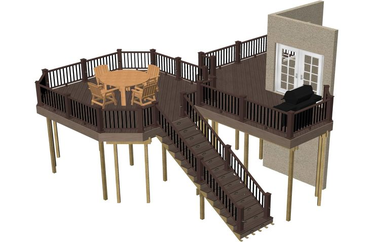 Deck Plans | Free Deck Plans | Deck Design Plans | AZEK
