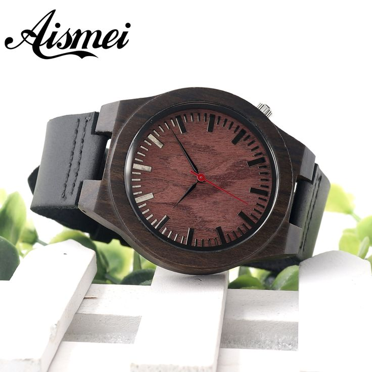 Aliexpress.com : Buy Excellent quality top japanese movement wristwatches leather bamboo wooden watches for men and women gifts from Reliable watches center suppliers on Topsell Fashion Trading CO.,LTD