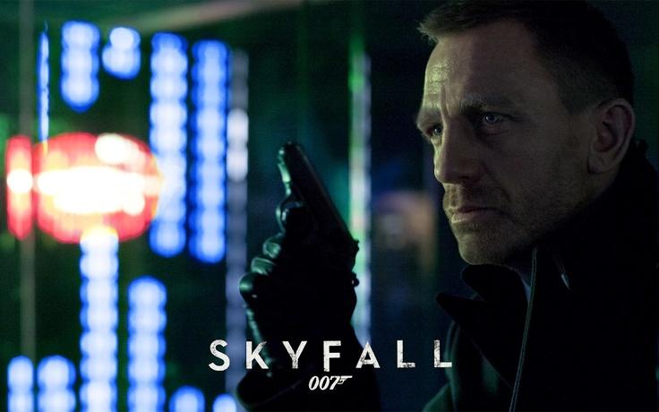 Cineast: Український трейлер фильма: 007 Координати Скайфол