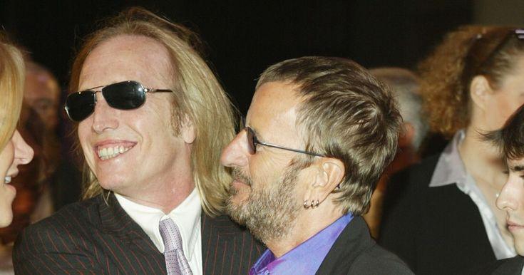 Ringo Starr on Tom Petty's Death: 'It Was a Shock' - Rolling Stone